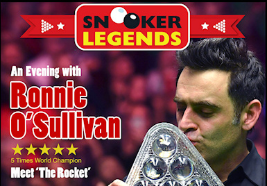 An Evening with Ronnie O'Sullivan